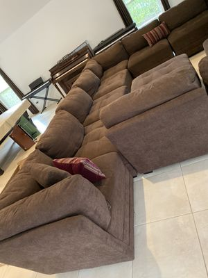 Sofa couch sectional for Sale in Boca Raton, FL