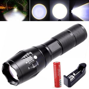 BRAND NEW CREE XM-L T6 Zoom 3000 Lumen Tactical LED Flashlight for Sale in Rockville, MD