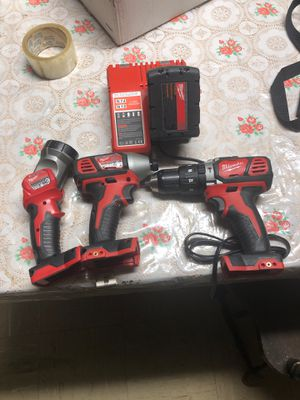 Milwaukee 3 Pc Combo Set for Sale in Brooklyn, NY