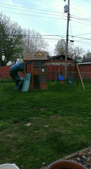 Big Play Set swing set for Sale in Bethalto, IL