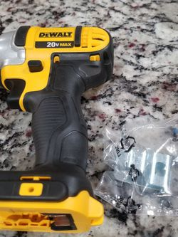 DEWALT 20-Volt MAX Cordless 1/4 in. Impact Driver (Tool-Only) for Sale in Irving,  TX