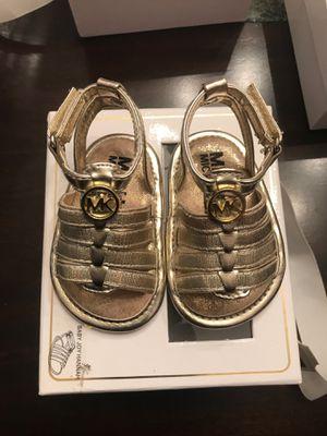 3 Pairs of Michael Kors Kids Shoes for Sale in Atlanta, GA
