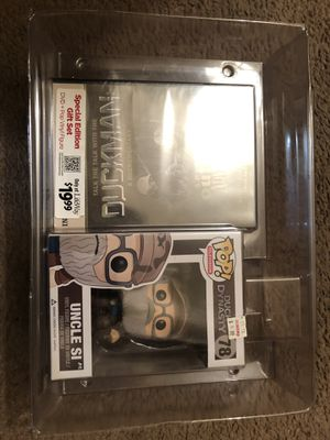 Duck dynasty dvd pop set for Sale in Columbus, OH
