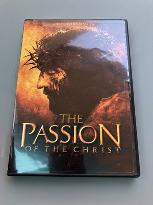 The Passion of the Christ on DVD for Sale in Houston, TX