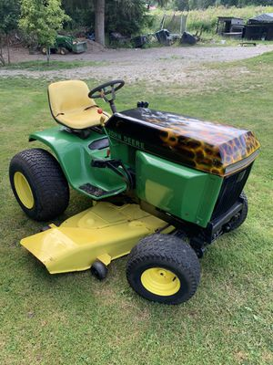 John Deere 400 garden tractor for Sale in Renton, WA