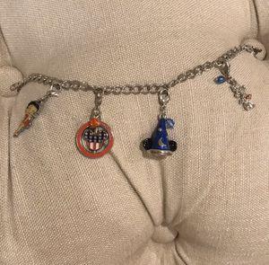 Disney Charm Bracelet for Sale in Freetown, MA