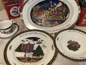 Christmas Story China for Sale in Westport,  WA