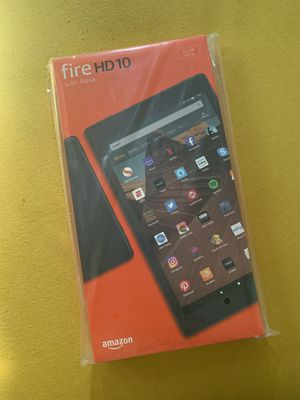 "BRAND NEW AMAZON FIRE 10"" HD - 32GB for Sale in Brooklyn, NY"
