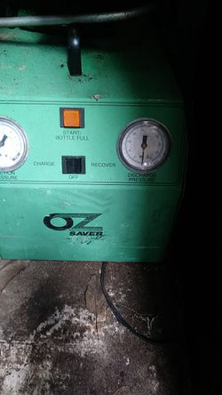 Freon recycler recover ozone saver for Sale in Mount Dora,  FL
