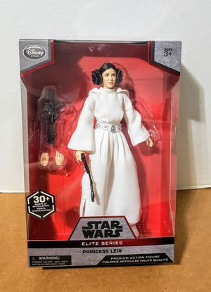 Star Wars Elite Series PRINCESS LEIA Action Figure 11 in for Sale in The Bronx, NY