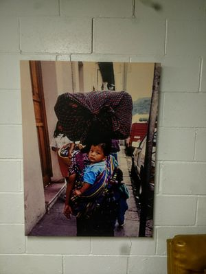 "Large 30"" x 40"" Original Photo On Canvas Wall Art Taken In Guatemala Ready To Hang for Sale in Pleasant Hill, IA"