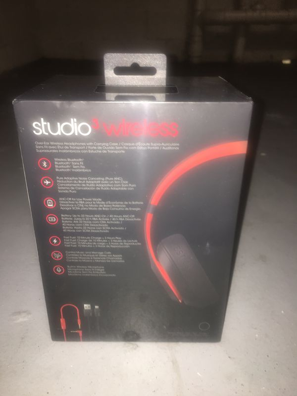 Beats Studio 3 Decade Edition Limited!