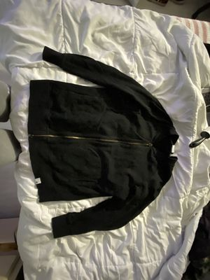 Adidas XBYO Black XL Track Jacket for Sale in San Jose, CA