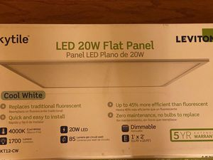 LED Flat Panel Light for Sale in Temple Hills, MD