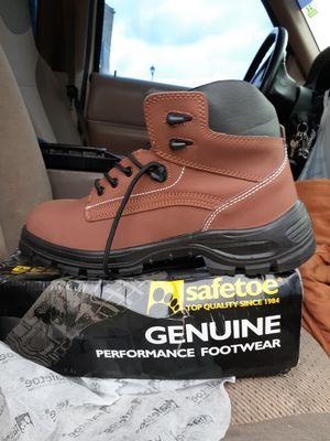 "Steel toe boots 12"" for Sale in Norfolk, VA"