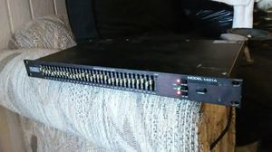 32 band pro eq audio equalizer rack mount ready for Sale in Corona, CA