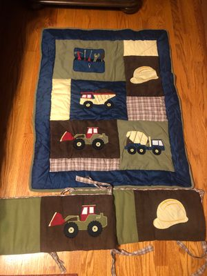 Baby boy crib set for Sale in Tinley Park, IL