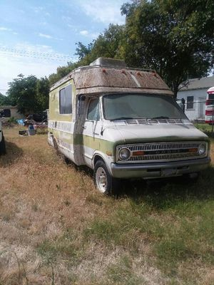 1971 motorhome for Sale in Fresno, CA