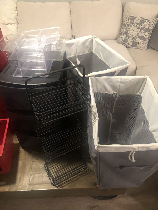 Storage Containers & Hampers Bundle