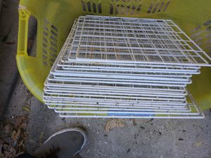 Metal wire shelving for Sale in Brooksville, FL