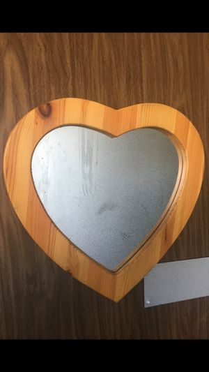 Heart mirror for Sale in San Diego, CA