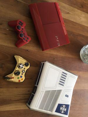 Xbox 360 + PS3 for Sale in Jupiter, FL