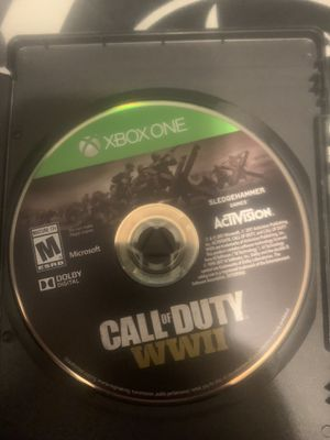 Call of duty ww2 for Sale in Los Angeles, CA