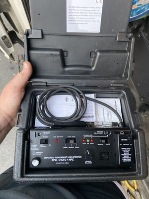 H-10 pro Freon leak detector works 100% for Sale in North Las Vegas, NV
