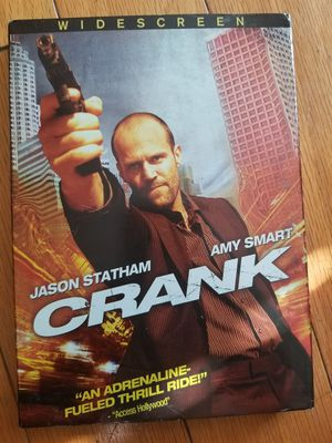 CRANK DVD for Sale in Tampa, FL
