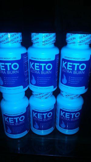 KETO ULTRA BURN PILLS for Sale in Lafayette, LA