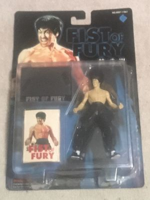 Bruce Lee Fists of Fury Figure for Sale in Livonia, MI