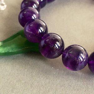 Amethyst Bracelet item#500 for Sale in Stockton, CA
