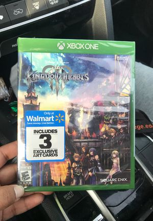 Kingdom Hearts 3 for Sale in Dallas, TX
