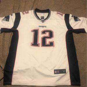Tom Brady patriots Away Jersey Size 2xl for Sale in Long Beach, CA