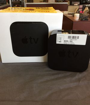 Apple TV (4thGen) for Sale in Houston, TX