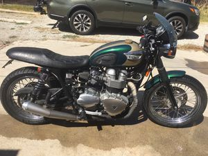 2003 Triumph Bonneville T100 for Sale in Los Angeles, CA