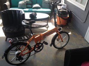 Enzo electric assist bike for Sale in Monroe, GA