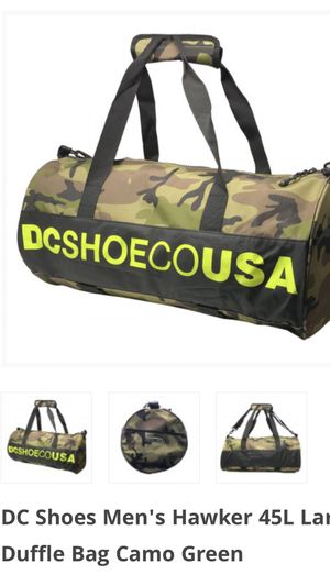 DC shoes Duffle bag for Sale in Huntington Beach, CA