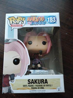 Sakura Funko pop for Sale in Compton, CA