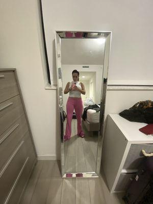 silver wall mirror for Sale in Miami, FL