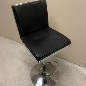 Single Adjustable Bar Stool for Sale in Chicago, IL