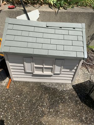 Plastic dog house for Sale in French Creek, WV