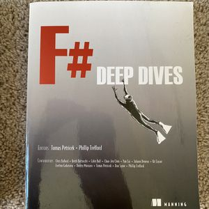 F# Deep Dives for Sale in Santa Clara, CA