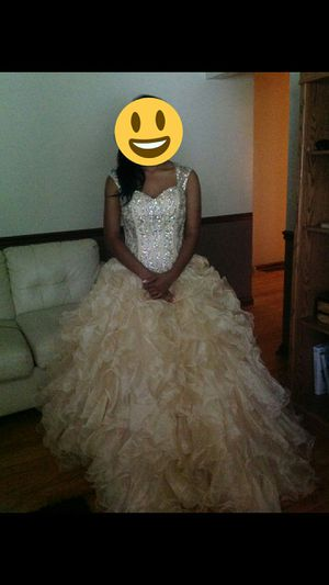 Prom/ Quinceanera dress for Sale in Columbus, OH