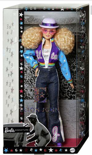Elton John Barbie for Sale in Chicago, IL