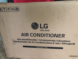 LG Window AC - 6000 BTU - New for Sale in Lake Worth, FL