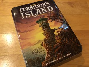 Forbidden Island board game for Sale in Walnut Creek, CA