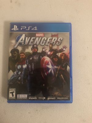 Avengers game for Sale in Los Angeles, CA