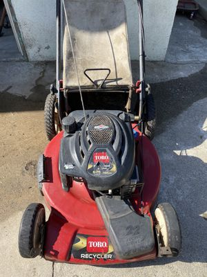 Toro Self Propelled Lawn Mower for Sale in San Bernardino, CA