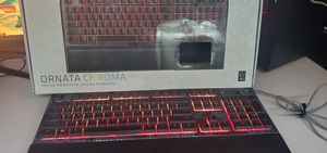 Razer ornata chroma destiny 2 edition gaming keyboard for Sale in Bend, OR